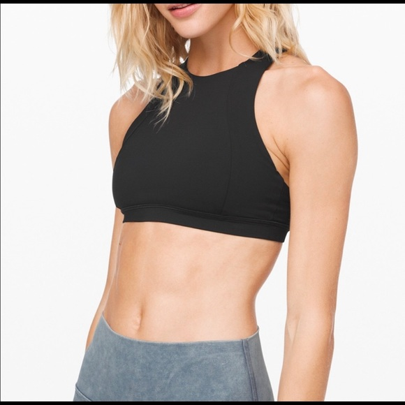 Lululemon Free To Be Serene Bra Support C/D Cup